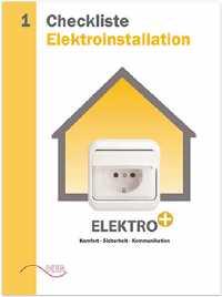 Elektroplanung neubau checkliste
